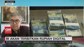 VIDEO: BI Akan Terbitkan Rupiah Digital