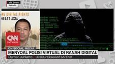 VIDEO: Menyoal Polisi Virtual di Ranah Digital