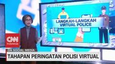 VIDEO: Tahapan Peringatan Polisi Virtual