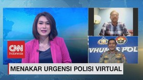 VIDEO: Menakar Urgensi Polisi Virtual