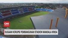 VIDEO: Dugaan Korupsi Pembangunan Stadion Mandala Krida