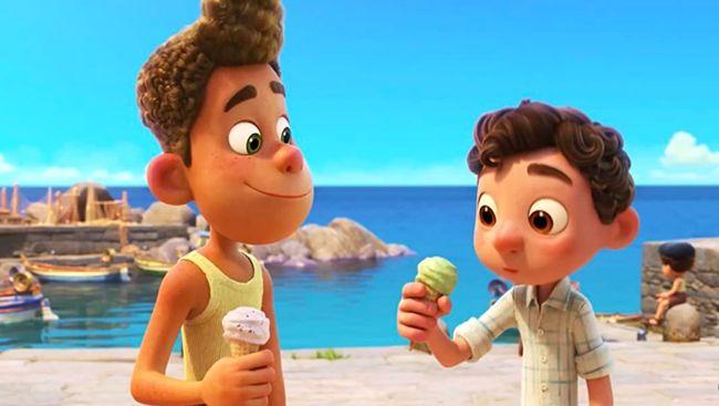 Pixar telah merilis teaser trailer dari film terbarunya, Luca, yang dijadwalkan rilis pada 18 Juni mendatang.