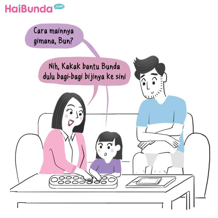 Komik HaiBunda Internet