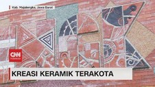 VIDEO: Kreasi Keramik Terakota