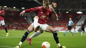 FOTO: Langkah Mulus Man Utd ke 16 Besar Liga Europa