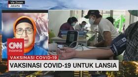 VIDEO: IDI: Screening Awal Jadikan Vaksinasi Aman Bagi Lansia