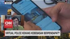 VIDEO: Virtual Police Kekang Kebebasan Berpendapat?