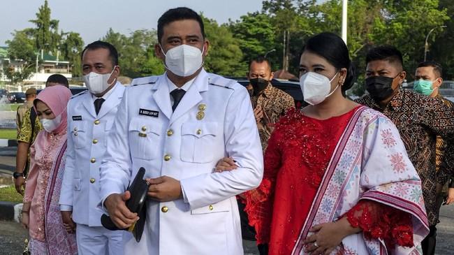 Bobby Nasution Copot Lurah Minta Pungli di Medan