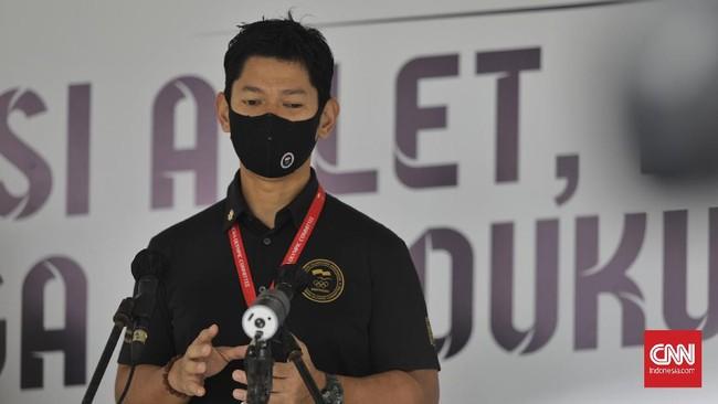 Ketua NOC: WADA Komitmen Bantu Indonesia Lepas dari Sanksi