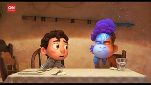 VIDEO: Tampilan Perdana Film Luca Dirilis Disney