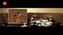 VIDEO: Melihat Batuan dan Pegunungan Planet Mars