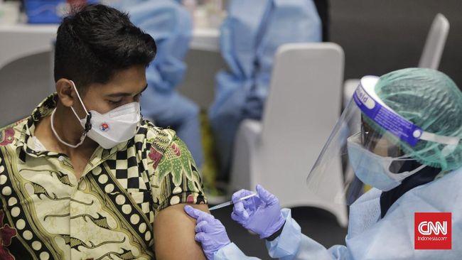 Kementerian BUMN menyatakan vaksin corona gotong royong atau mandiri tak akan mengubah target atau proses vaksinasi yang dilakuakan pemerintah.