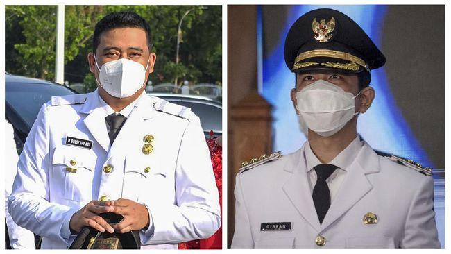 Dua kepala daerah anggota keluarga Presiden, Gibran Rakabuming dan Bobby Nasution, disarankan memakai media untuk menunjukkan prestasi, bukan blusukan standar.