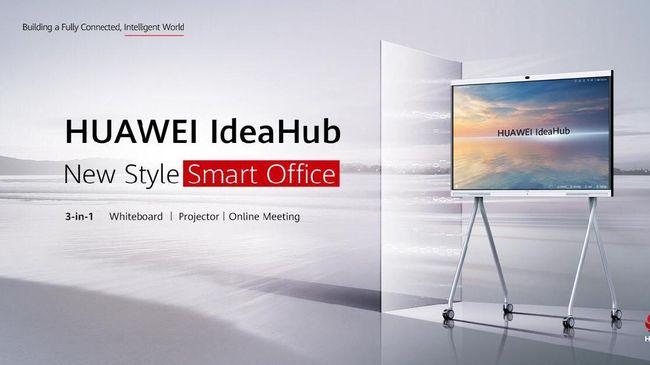 Huawei IdeaHub menawarkan berbagai fitur inovatif yang memberi pengalaman kolaborasi efisien dan menyenangkan bersama tim tanpa dipengaruhi jarak.