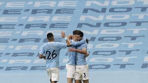 FOTO: Man City Ukir 20 Kemenangan Beruntun