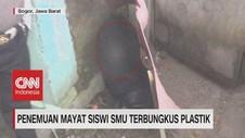 VIDEO: Penemuan Mayat Siswi SMU Terbungkus Plastik