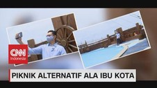 VIDEO; Piknik Alternatif Ala Ibu Kota