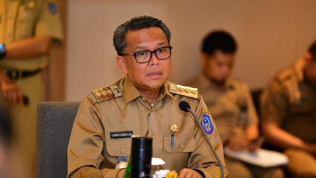 Gubernur nonaktif Sulsel Nurdin Abdullah diduga memiliki kaitan dengan dua perusahaan yang menambang pasir di wilayah Kodingareng.