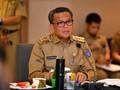 Jumat Siang Nurdin Lantik Kepala Daerah, Malam Dicokok KPK