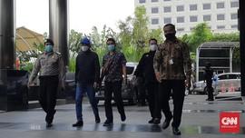 Tiba di KPK, Gubernur Nurdin Abdullah Langsung Diperiksa