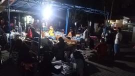 Khawatir Gempa, Pasien RSUD Halmahera Dirawat di Pelataran