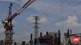 Proyek pembangunan kembali Pasar Senen usai kebakaran di 2017 diperkirakan selesai pada April 2022.