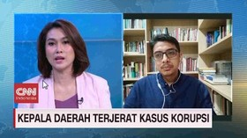 VIDEO: Kepala Daerah Terjerat Kasus Korupsi