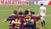 Barcelona Lolos ke Final Sampai Timnas U-23 vs PS Tira Batal