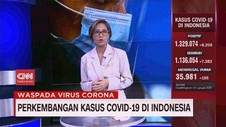 VIDEO: Update Perkembangan Covid-19 di Indonesia