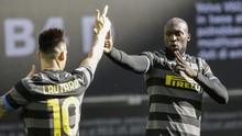 Hasil Liga Italia: Inter Taklukkan Genoa
