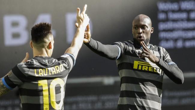 Inter Butuh 9 Poin untuk Juara Liga Italia