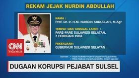 VIDEO: Rekam Jejak Nurdin Abdullah