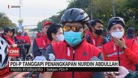 VIDEO: PDI-P Tanggapi Penangkapan Nurdin Abdullah