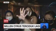 VIDEO: Millen Cyrus Terciduk Lagi