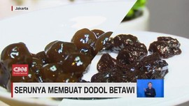 VIDEO: Serunya Membuat Dodol Betawi