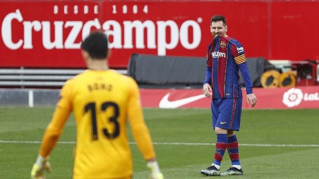 Messi Terus Meledak di 2021