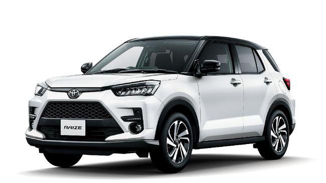 Toyota Raize dan Daihatsu Rocky belum meluncur di Indonesia tapi masuk dalam daftar penerima diskon PPnBM.