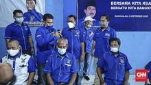Demokrat Bangkalan Gunduli Kepala, Dukung Pemecatan 7 Kader