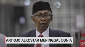 VIDEO: Artidjo Alkostar Meninggal Dunia