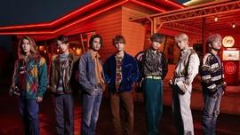 Lagu Animal dan Mimpi Ballistik Boyz Ubah J-Pop