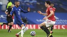 Chelsea dan Man Utd Berbagi Poin, Gareth Bale Ajaib