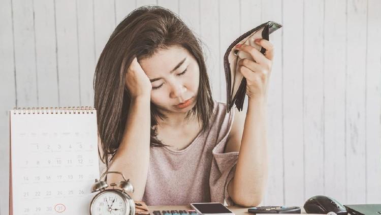 Ilustrasi utang pinjaman online