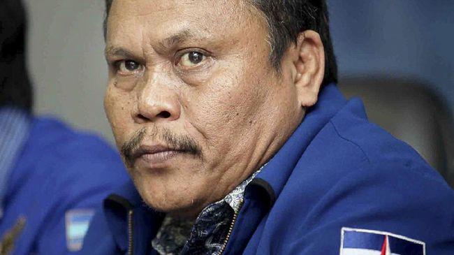 Selain AHY, Sekjen Demokrat Teuku Riefky dan Ketua Dewan Kehormatan Hinca Panjaitan juga digugat ke pengadilan.
