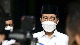 Jokowi: Dalam Satu Tahun Kita Diberi Pelajaran Luar Biasa
