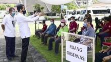 Jokowi: Pemerintah Sudah Suntikkan 23 Juta Dosis Vaksin Covid