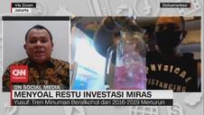 VIDEO: Menyoal Restu Investasi Miras