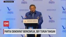 VIDEO: Partai Demokrat Berkonflik, SBY Turun Tangan