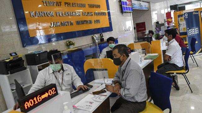 DJP Kemenkeu mencatat 11,11 juta wajib pajak telah melaporkan SPT tahunan hingga pukul 19.46 WIB, Rabu (31/3).