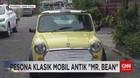 VIDEO: Pesona Klasik Mobil Antik 'Mr. Bean'