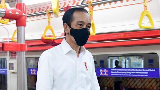 Presiden Joko Widodo (Jokowi) menyatakan Indonesia bukan bangsa yang menyukai proteksionisme.
